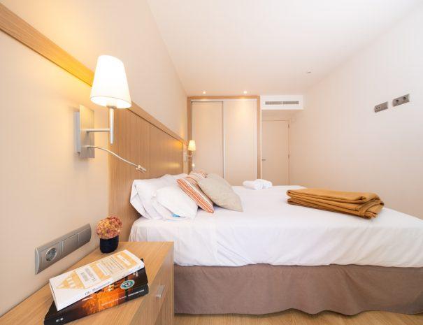 apartamento dormitorio en castelldefels playa