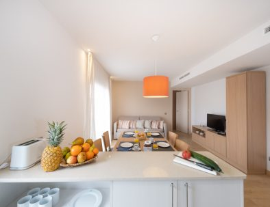apartamento 1 dormitorio con terraza en castelldefels playa